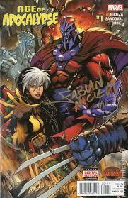 Age Of Apocalypse 2015 Marvel Secret Wars 1ADFSIGNED