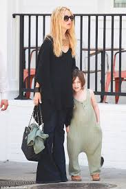 Mum Knows Best Trendy Rachel Zoe And Her Equally Stylish Sons Visited Jessica Biels New