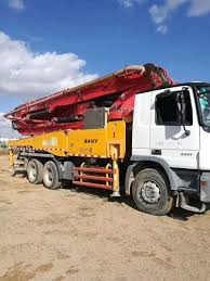 Yr2012 SANY 46m Used Concrete Pump Truck-BENZ-02 - Silk Road ... Concrete Pump Truck Sale 2005 Schwing Kvm34x On Mack New Pipes Cstruction Truckmounted Concrete Pump M 244 Putzmeister Pumps Getting To Know The Different Types Concord Pumping Icon Ready Mix Ltd Edmton 21 M By Mg Concrete Pumps York Almeida 33 Meters Of Small Boom Isuzu 46m Trucks Price 74772 Mascus Uk 48m Sany Used Truck Company Paints Pink Support Breast Cancer Awareness Finance Best Deal For You Commercial Point Boom Stock Photos