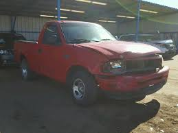 1FTZF1729WNB67049 | 1998 RED FORD F150 On Sale In CO - COLORADO ...