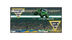 Monster Jam 2018 Orlando