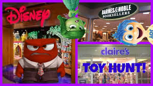Toy Hunt Disney Store Barnes and Noble Inside Out Toys Funko