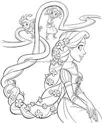 Disney Princess Coloring Pages Rapunzel 25 I Amazing Printables 88 C2b7 Rapunzelbaby Baby