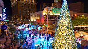 Phoenix Area Christmas Lights 2018 Neighborhoods Cities And
