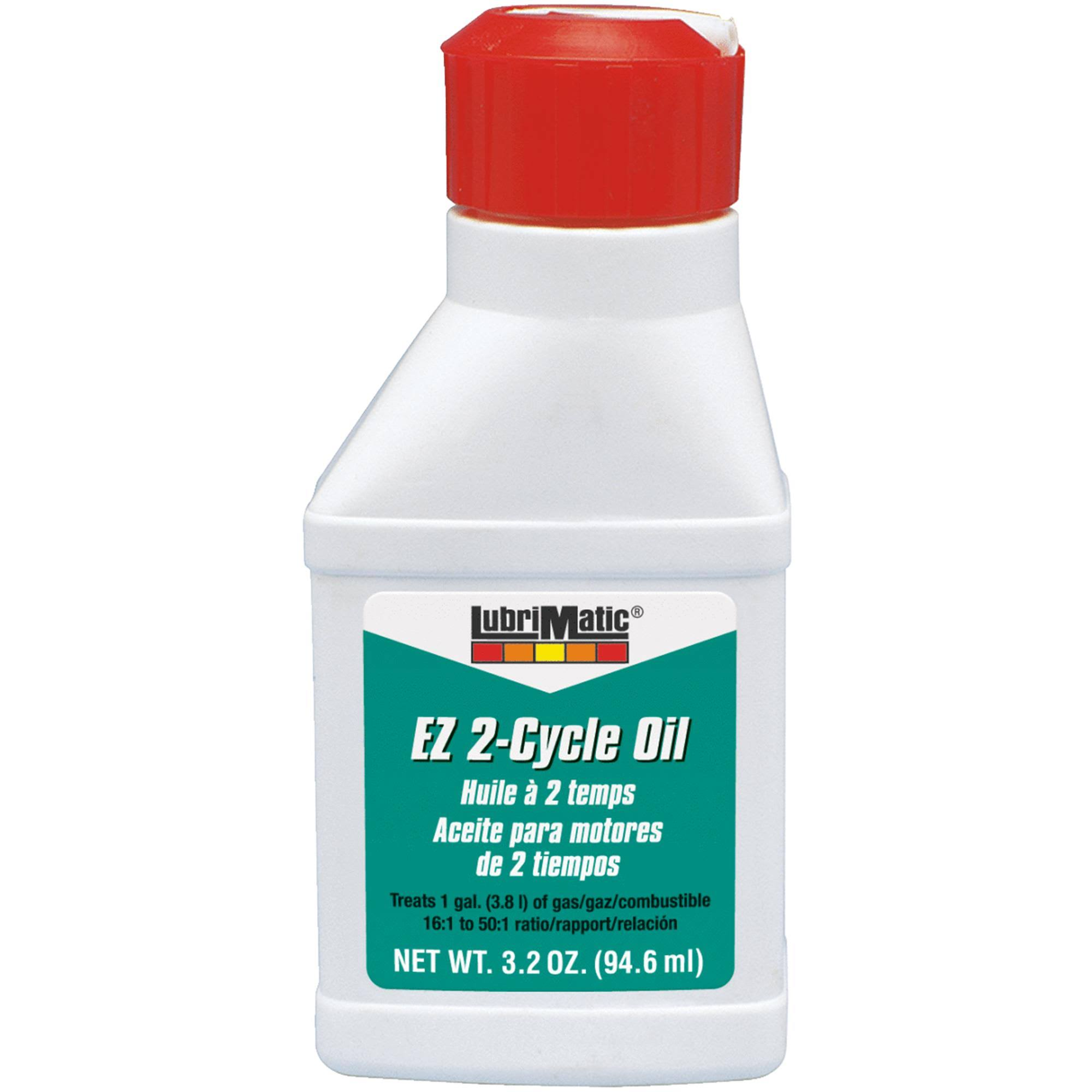 Plews E-z 2-cycle Oil - 3.2oz