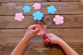 How To Make Petal Flower Pictures