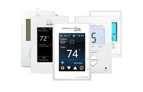 thermostats and snow ice controls warm your floor