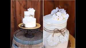 Country Wedding Cake Ideas Rustic Chic