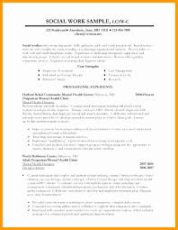 Community Health Worker Resume Sample Luxury Social Work Support Mental