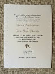 Wedding Dance Reception Invitation Wording With Information Img E X Rustic Southern