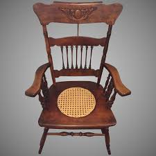 Antique Rocking Chair W/ Cane Seat Hartwig & Kemper Baltimore MD Mfgr Mid19th Century St Croix Regency Mahogany And Cane Rocking Chair Wicker Dark Brown At Home Seating Best Outdoor Rocking Chairs Best Yellow Outdoor Cheap Seat Find Deals On Early 1900s Antique Victorian Maple Lincoln Rocker Wooden Caline Cophagen Modern Grey Alinum Null Products Fniture Chair Rocker Wood With Springs Frasesdenquistacom Parc Nanny Natural Rattan