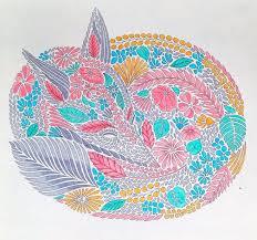 Coloring Ideas Fox Animal KingdomColoring BooksFoxesVintage