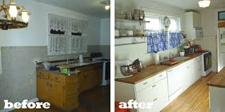 Before After Nicoles Kitchen Renovation Kitchenbeforeafter