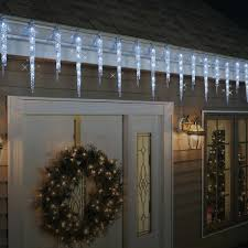 Puleo Christmas Tree Replacement Bulbs by Twinkling Led Ice Crystal Icicle Strand 20 Count