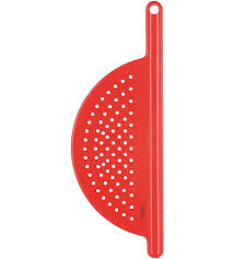 Oxo Over The Sink Colander by Strainers Plastic Colanders Collapsible Colander Can Strainer