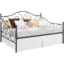 Walmart Daybed Bedding by Dorel Home Victoria Full Size Metal Daybed Multiple Colors