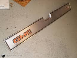 81 82 83 84 85 86 87 GMC Truck Tail Gate Trim Panel / Molding W/GMC ... Blog Psg Automotive Outfitters Truck Jeep And Suv Parts 1950 Gmc 1 Ton Pickup Jim Carter Chevy C5500 C6500 C7500 C8500 Kodiak Topkick 19952002 Hoods Lifted Sierra Front Hood View Trucks Pinterest Car Vintage Classic 2014 Diagrams Service Manual 2018 Silverado Gmc Trucks Lovely 2015 Canyon Aftermarket Now Used 2000 C1500 Regular Cab 2wd 43l V6 Lashins Auto Salvage Wide Selection Helpful Priced Inspirational Interior Accsories 196061 Grille