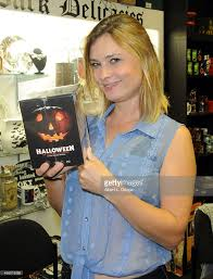Pj Soles Halloween by Actress Kristina Klebe At The Signing For Entire Halloween Complete Picture Id456019086