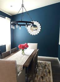 Blue Dining Room Table Astounding Navy Rooms In Rustic