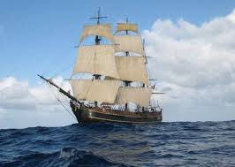 Hms Bounty Sinking 2012 by Hms Bounty Replica