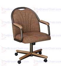 Chromcraft Chair Cushion Replacements by Chromcraft Core C188 Swivel Tilt Caster Arm Chair
