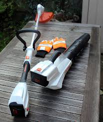 After Seeing The New Compact Cordless Range Launched By Stihl At Wisley Gardens I Just Had To Get My Hands On Them For Review