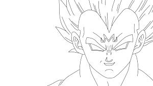 Dragon Ball Z Coloring Pages Kai