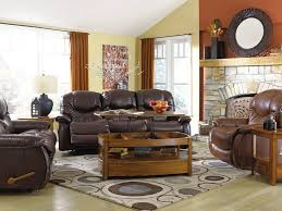 Earth Tones Living Room Design Ideas by Earth Tone Living Room Living Room Brown Toletta Reclining