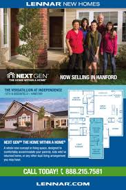 Lennar Next Gen Floor Plans Houston by Bpf Home News Live Better