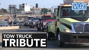 100 Pictures Of Tow Trucks Truck Drivers Organize Tribute For 6yearold Drowning Victim