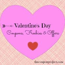 Valentine s Day – Coupons fers & Freebies 2015