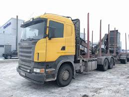 Used Scania -r-serie Logging Trucks Year: 2005 Price: $57,046 For ...