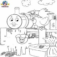 Kids Games Dot To Numbers Coloring Pictures Free Online