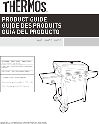 Char Broil Patio Bistro Manual by Char Broil 461442114 Manual Barbacoa