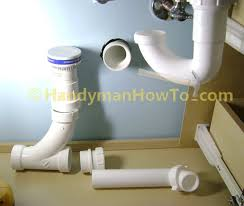 Bathtub Drain Trap Assembly by How To Finish A Basement Bathroom Vanity Plumbing