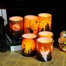 Halloween Flameless Taper Candles by Buy Halloween Led Candles And Get Free Shipping On Aliexpress Com