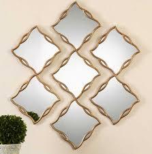 Wall Decor Mirror Sets Terlizzi Metal Set Of 3