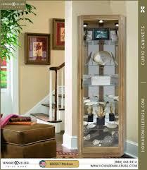 curio cabinets corner curio cabinets five glass shelf