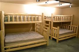 full over queen bunk bed with stairs classic design of full over