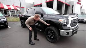 2018 BLACK TUNDRA PETERSON TOYOTA ACCESSORIES BOISE - YouTube 2016 Toyota Tundra Vs Nissan Titan Pickup Truck Accsories 2007 Crewmax Trd 5 7 Jive Up While Jaunting 2014 Accsories For Winter 2012 Grade 5tfdw5f11cx216500 Lakeside Off Road For Canopy Esp Labor Day Sale Tundratalknet Clear Chrome Led Headlights 1417 Recon Karl Malone Youtube 08 Belle Toyota Viking Offroad Shop Puretundracom