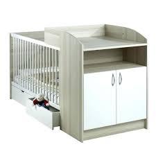 cdiscount chambre bébé commode et table a langer bebe lit bebe combine table e langer cheap