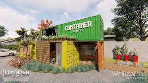 100 Container Projects Novo Showroom