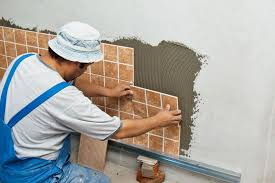 lovable ceramic tile installation how to install wall tile