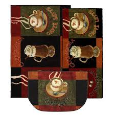 Red And Black Bathroom Rug Set by Area Rugs Wonderful Piece Area Rug Sets Exquisite Bathroom Also