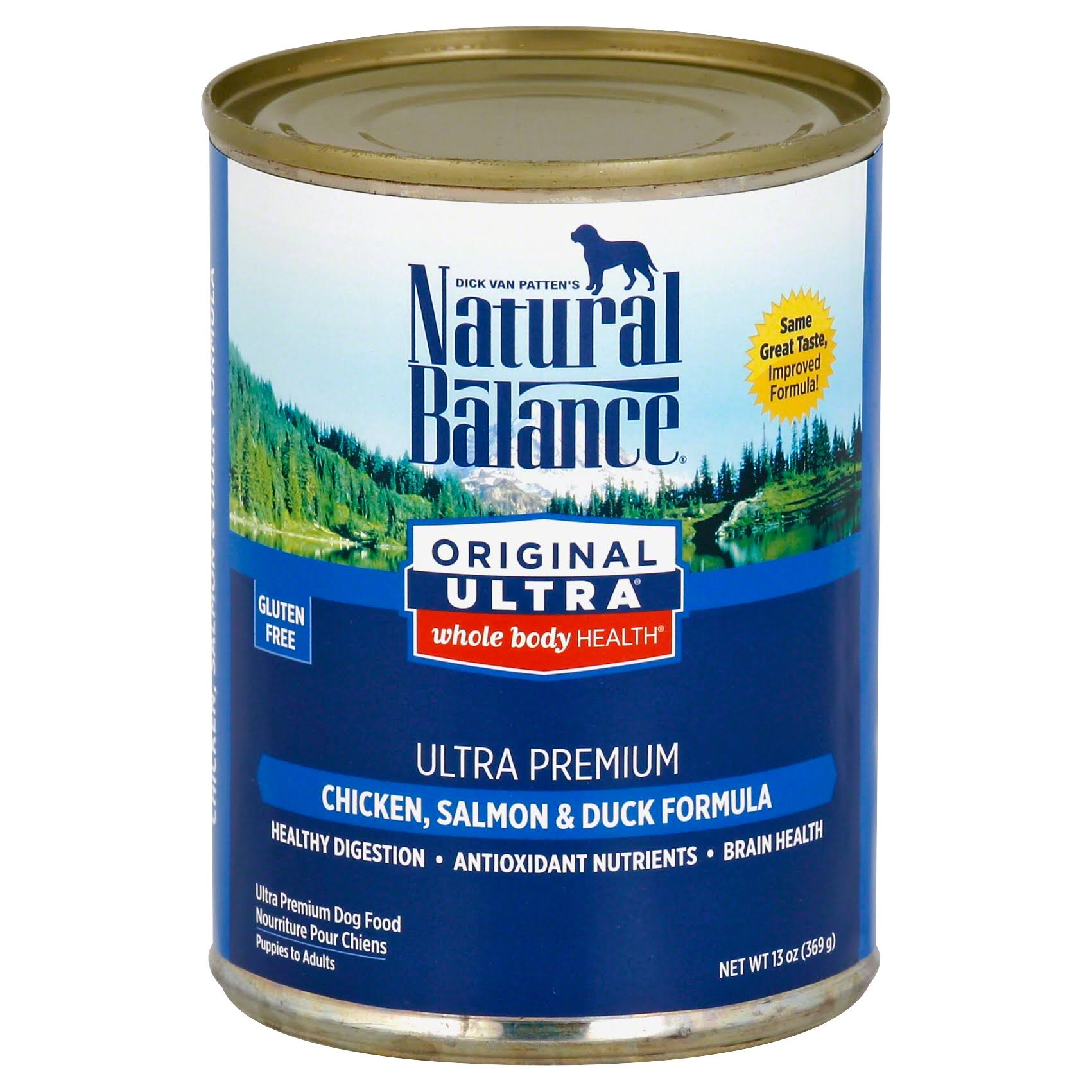 Natural Balance Original Ultra Dog Food - 369g