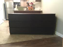 Ikea Kullen Dresser 5 Drawer by Kullen 6 Drawer Dresser Black Brown Education Photography Com