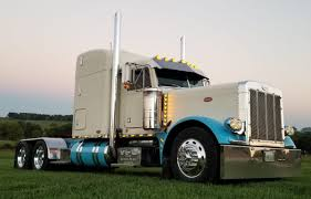 100 Davis Trucking Highlighting Brandon 1994 Peterbilt Truck