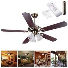 Ceiling Fans With Lights And Remote Control by Ceiling Fan With Remote Ebay