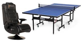 Complete Your Room With Ping Pong Tables, Entertainment ... Gt Throne Review Pcmag Best Gaming Chairs Of 2019 For All Budgets Gaming Chairs With Reviews For True Gamers Uk Top 7 Xbox One Gioteck Rc5 Pro Chair U Me And The Kids In 20 Ergonomics Comfort Durability Silla De Juegos Ultimate Bluetooth Gamer Ps4 Video X Rocker Fabric Audio Brazen Spirit 21 Pedestal Surround Sound Dual21dl Rocker Chair User Manual Ace Bayou Corp Models Period Picks