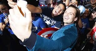 Sebastian Attends Civil War Premiere In Singapore